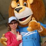 Катрина Левита – представитель центра Sirota.lv
